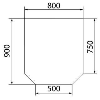vpl061 r 320 320 jpg - ПРЕДТОПОЧНЫЙ ЛИСТ VPL061, 900X800